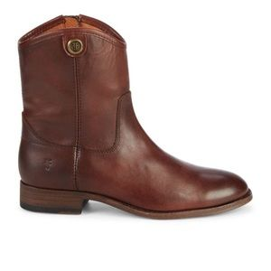 Frye Melissa button short boot